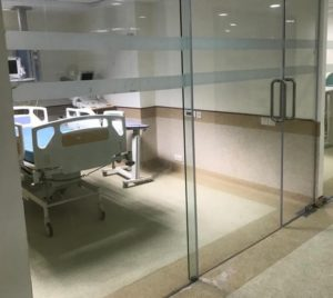 Reliance sets up india first covid-19 hospital