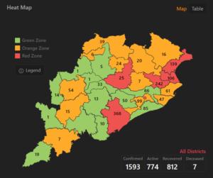 ରାଜ୍ୟରେ ଆଜି ୭୯ ଜଣ କରୋନା ଆକ୍ରାନ୍ତ ସୁସ୍ଥ ହୋଇଛନ୍ତି । ୭୬ ଆସିଲେ ୭୯ ଗଲେ, Nitidina, Odisha, Stay home Stay safe, Corona, Covid-19, News