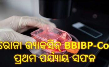 ଚୀନର କରୋନା ଭ୍ୟାକସିନ୍ BBIBP-CorV ପ୍ରଥମ ପର୍ଯ୍ୟାୟ ସଫଳ, corona virus vaccine bbibp-corv successfully cleared 1st stage, Nitidina, Odisha, News, Real Story, Health Tips, Life style, Daily Living, Tips, Job Updates, Yoga, Meditation, Stay Healthy, Save Tree, Save Life, Extended Lockdown