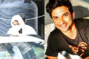 Sushant Singh Rajput case women saying she know everything about his death asking for police help