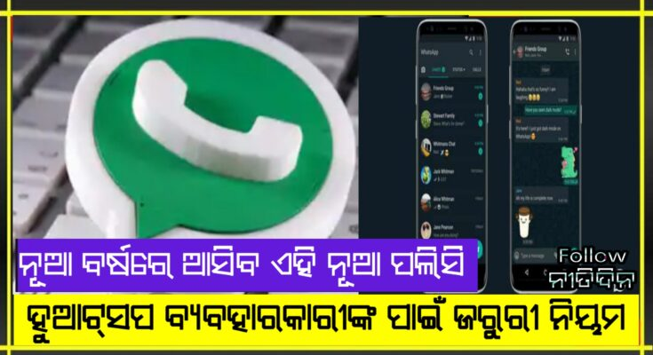 Whatsapp update will bring new privacy policy either you accept or delete your Whatsapp account