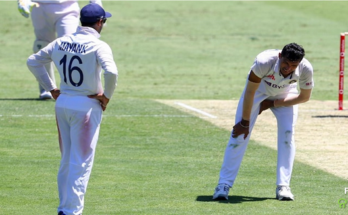 IND VS AUS Navdeep Saini taken to hospital after groin injury bad news for Team India