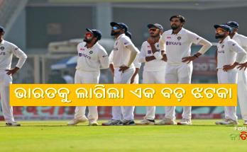 Cricket India got a big shock before WTC final Wriddhiman Saha still Corona positive before England tour