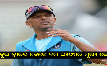 Cricket Rahul Dravid may become next head coach most likely contender for Ravi Shastri's place Reetinder